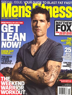 Mens Fitness Vol 28 #9 Nov 2012