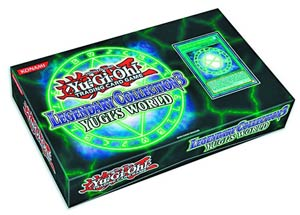 Yu-Gi-Oh Legendary Collection 3 Yugis World