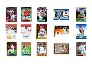 Topps 2012 Update Series Baseball Trading Cards Pack