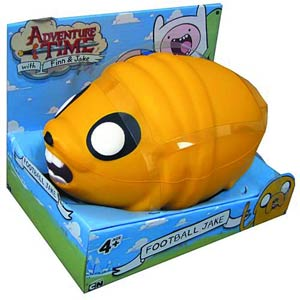 Adventure Time 8-Inch Football - Jake