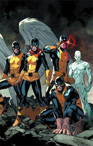 All-New X-Men By Stuart Immonen Poster