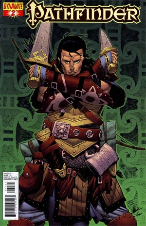 Pathfinder #2 Regular Matteo Scalera Cover