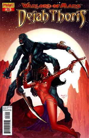 Warlord Of Mars Dejah Thoris #16 Regular Paul Renaud Cover