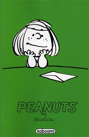 Peanuts Vol 3 #3 Incentive Peppermint Patty First Appearance Variant Cover