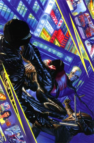Peter Cannon Thunderbolt Vol 2 #2 Incentive Alex Ross Virgin Cover