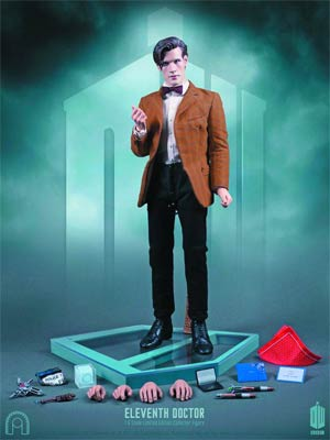 Doctor Who Eleventh Doctor 1/6 Scale Figure