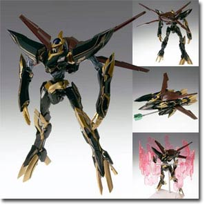 Composite Ver.Ka - Knight Mare Frame Type-0/0A Shinkiro (Code Geass Lelouch Of The Rebellion R2) Action Figure