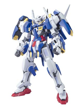 Gundam Model Kit Action Figure Gundam 00 1/100 Scale #64 GN-001/hs-A010 Gundam Avalanche Exia Dash