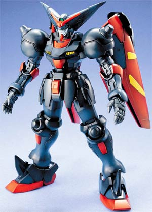 Gundam Model Kit Action Figure Master Grade 1/100 Scale - Master Gundam Neo Hong Kong Mobile Fighter GF13-001NHII