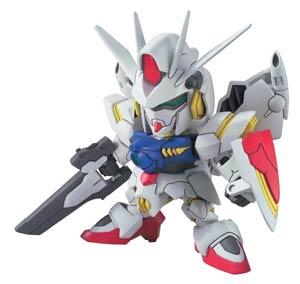 Gundam Model Kit Action Figure SD Super-Deformed BB#374 Gundam Legilis (Gundam Age)