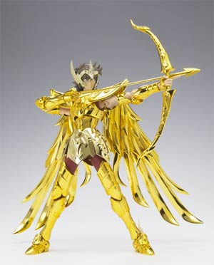 Saint Seiya Saint Cloth Myth EX - Sagittarius Aiolos Action Figure