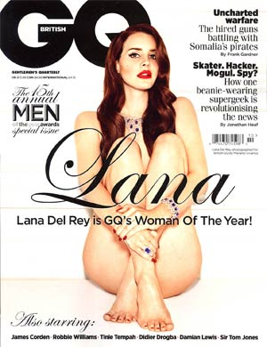 GQ UK Oct 2012