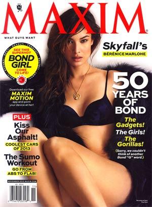 Maxim #178 Nov 2012
