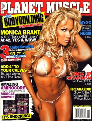 Planet Muscle Magazine Oct / Nov 2012