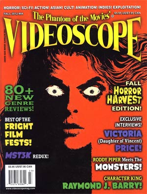 Videoscope #84 Fall 2012