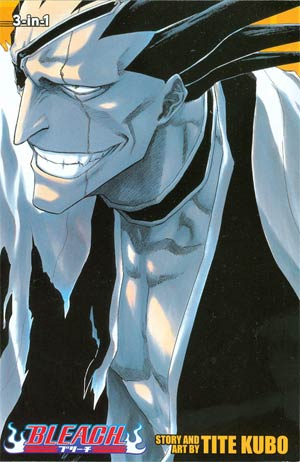 Bleach 3-In-1 Edition Vols 13 - 14 - 15 TP