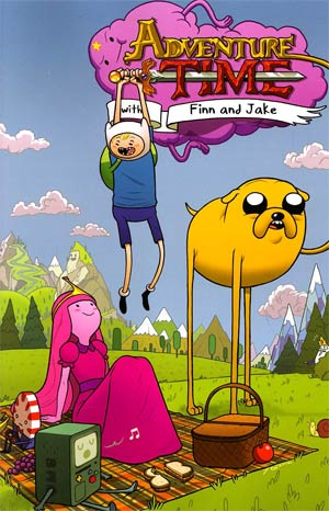 Adventure Time #9 Incentive Joe Quinones Variant Cover