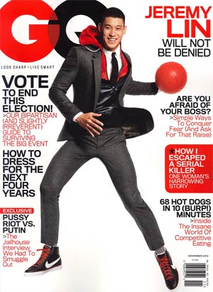 GQ Vol 82 #11 Nov 2012