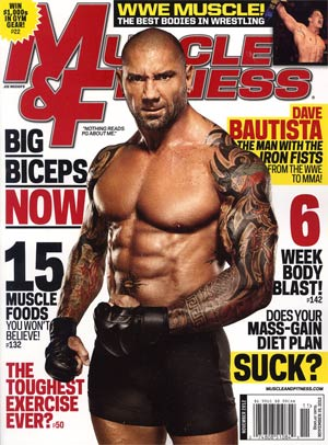 Muscle & Fitness Magazine Vol 73 #11 Nov 2012