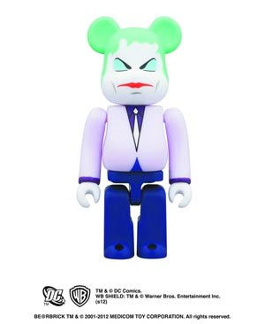 Batman The Dark Knight Returns Joker Bearbrick NYCC Edition