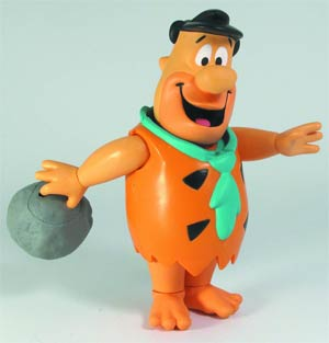 Hanna-Barbera Flintstones Fred Bowling 6-Inch Action Figure
