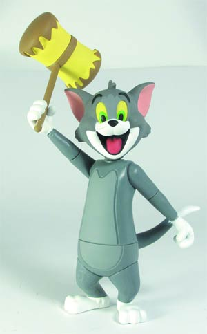 Hanna-Barbera Tom & Jerry Tom 6-Inch Action Figure