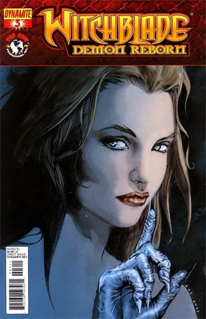 Witchblade Demon Reborn #3 Regular Jae Lee Cover