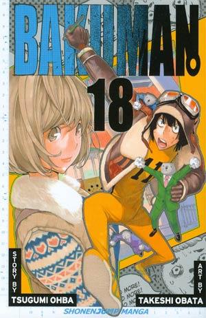 Bakuman Vol 18 TP