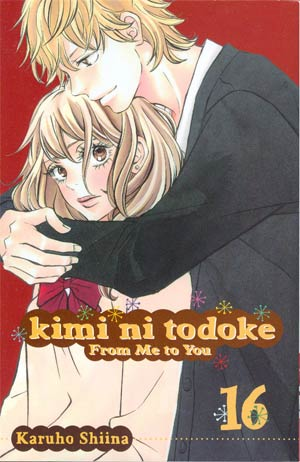 Kimi Ni Todoke -From Me To You- Vol 16 GN