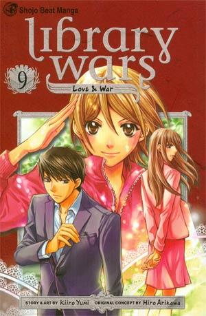 Library Wars Love & War Vol 9 GN