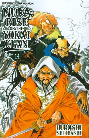 Nura Rise Of The Yokai Clan Vol 14 GN