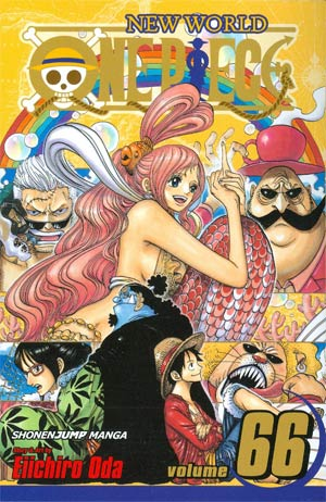 One Piece Vol 66 New World GN