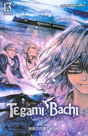 Tegami Bachi Letter Bee Vol 13 TP