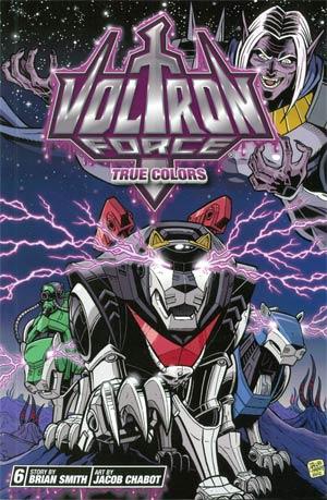Voltron Force Vol 6 True Colors GN