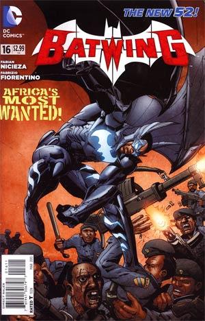 Batwing #16