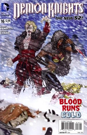 Demon Knights #16