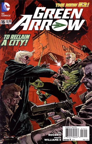 Green Arrow Vol 6 #16