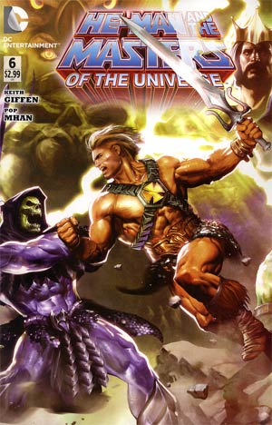 He-Man And The Masters Of The Universe #6