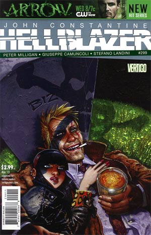 Hellblazer #299