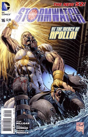 Stormwatch Vol 3 #16