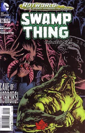 Swamp Thing Vol 5 #16