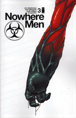 Nowhere Men #3 1st Ptg