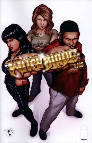 Witchblade #163 Cover A John Tyler Christopher