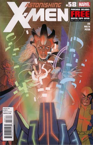 Astonishing X-Men Vol 3 #58