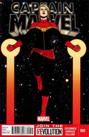 Captain Marvel Vol 6 #9