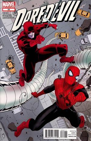 Daredevil Vol 3 #22 1st Ptg