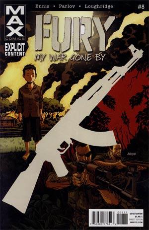 Fury MAX Vol 2 #8