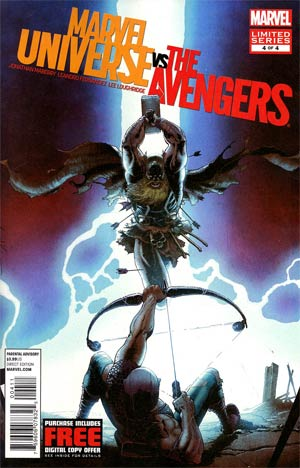 Marvel Universe vs The Avengers #4