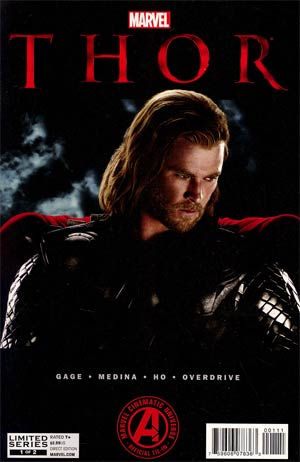 Marvels Thor Adaptation #1