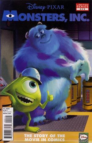 Monsters Inc #2